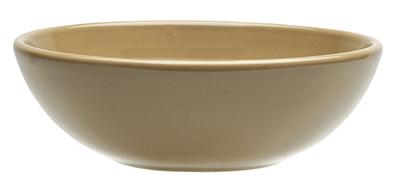 Emile Henry 962116 EA 6-in Ceramic Salad Bowl, Sand