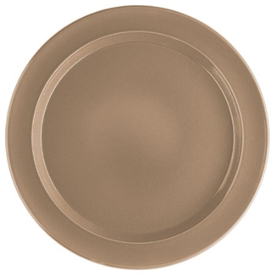 Emile Henry 968870 EA 8-in Ceramic Salad or Dessert Plate, Sand