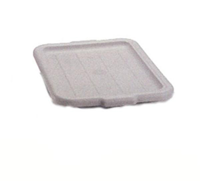 "Vollrath 1522-31 Bus Box Cover - 15x20"", Plastic, Gray"