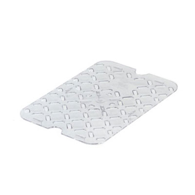 Vollrath 29100 Super Pan III Full Size False Bottom Clear Low-Temp Polycarbonate Restaurant Supply