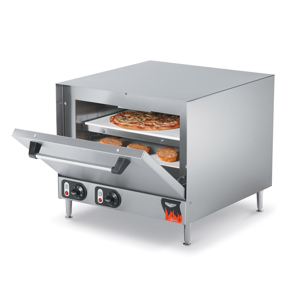 Vollrath 40848 Electric Single Deck Countertop Multi Purpose Oven, 220/1v
