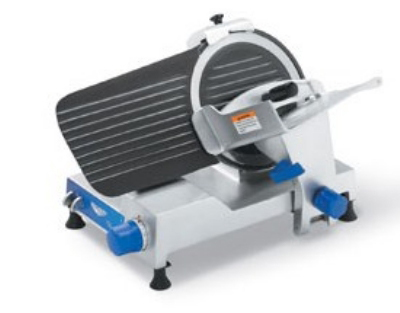 Vollrath 40849 Heavy Duty 12 in Slicer w/ Teflon Blade, Gra