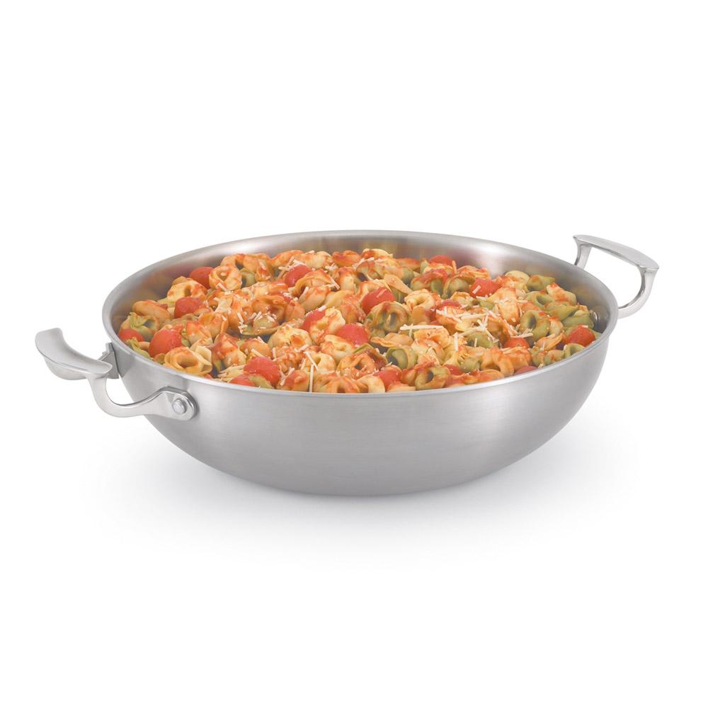 Vollrath 49428 Miramar Stir Fry Server Stainless 6-5/16 qt 13 in Restaurant Supply
