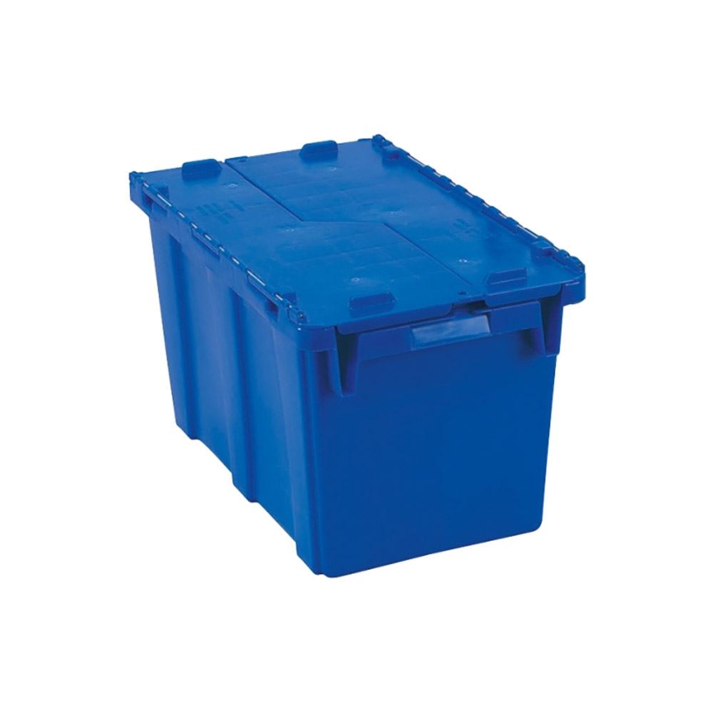 Vollrath 52648 Small Chafer Box Holds Most Coffee Urns & Soup Chafers Dark Blue Restaurant Supply