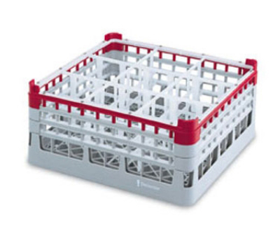Vollrath 52799 16 Compartment Rack Martini X-Tall Full Size Restaurant Supply