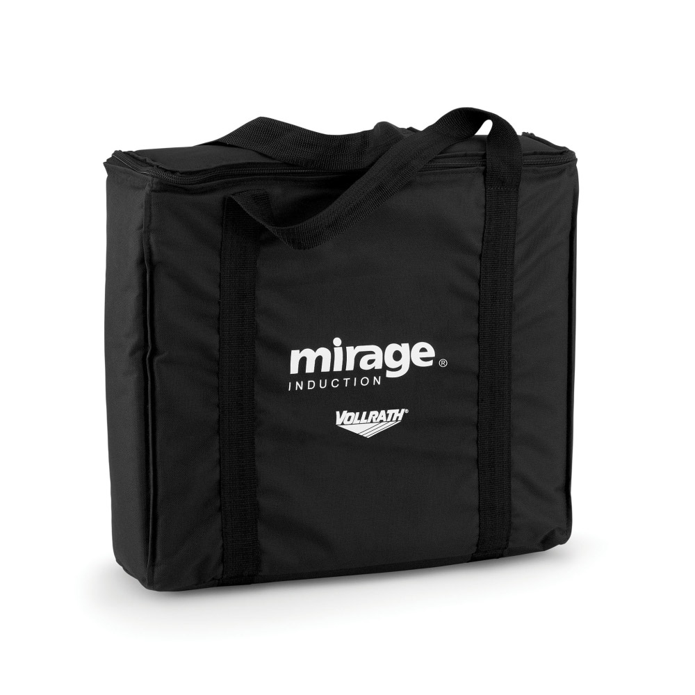 Vollrath 59145 Mirage Induction Bag Nylon Padded w Shoulder Stra Restaurant Supply