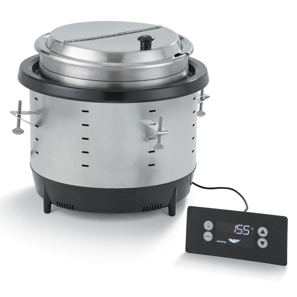 Vollrath 741101D 11-qt Drop-In Induction Food Rethermalizer - 120v/60v1-ph