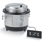 Vollrath 741101DW 11-qt Drop-In Induction Food Warmer - 120v/60v1-ph