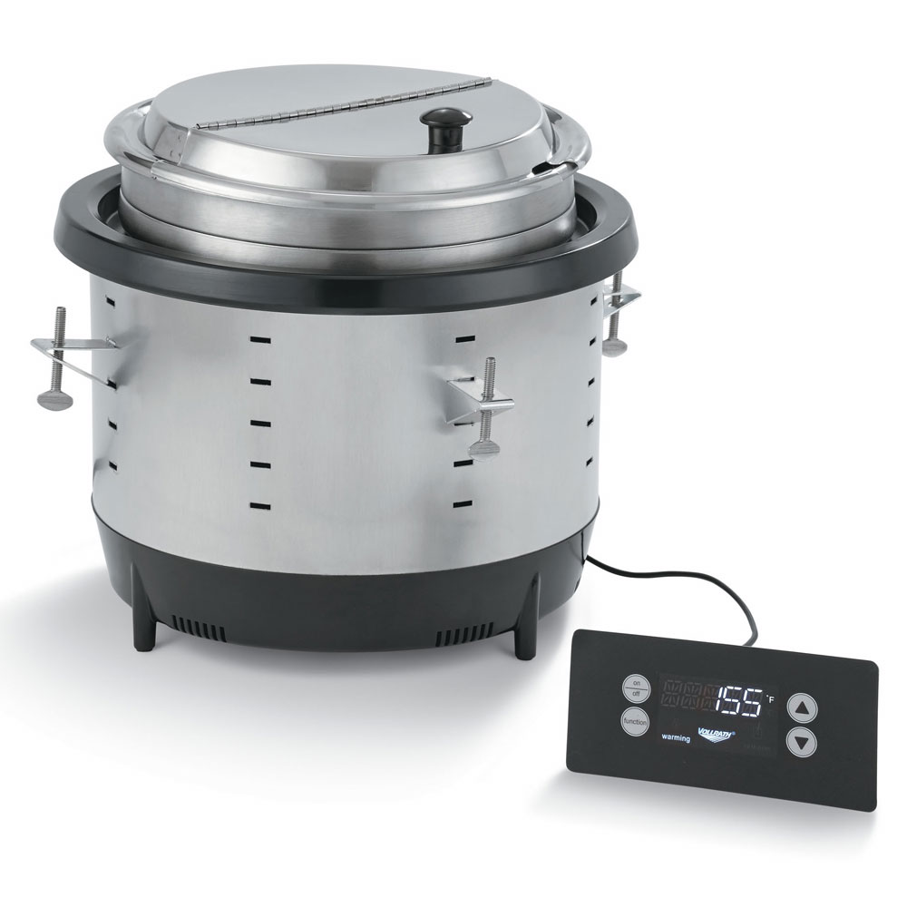 Vollrath 74701DW 7-qt Drop-In Induction Food Warmer - 120v/60v1-ph