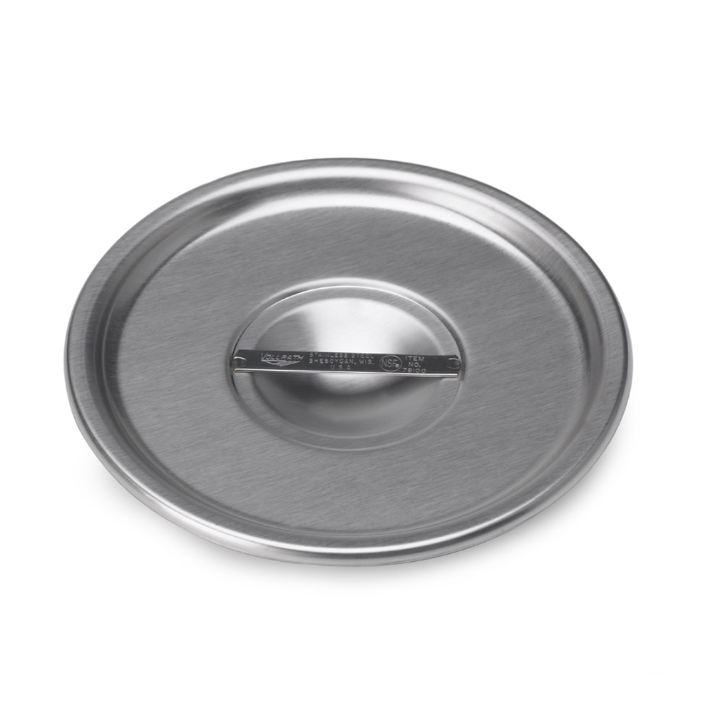 Vollrath 79100 Cover for Bain Marie Pot Stainless fits 78740 Restaurant Supply