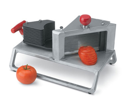 "Vollrath 15204 InstaSlice Tomato Slicer - 3/8"" Cut, Straight B"