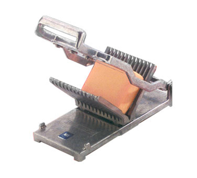 Vollrath 1812 CubeKing - Cheese Cuber or Slicer, 3/8