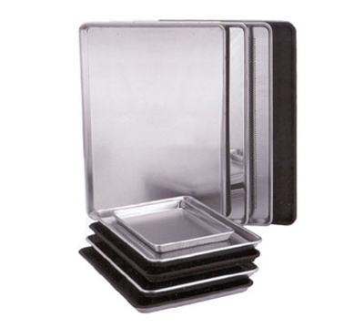 "Vollrath 5303P Half-Size Perforated Sheet Pan - 18x13"" 18-ga Aluminum"