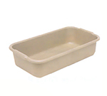 Vollrath 1390 1-Compartment Soak Tub Bus Box - 24-1/2 x 13-3/8