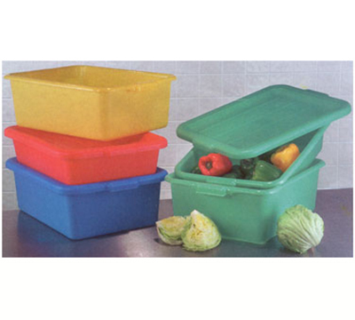 "Vollrath 1522-C05 Food Storage Box Cover - 15x20"", Plastic"