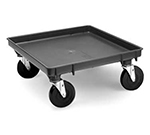 Vollrath 1697-06 Dolly Base - Single Stack, 21x21