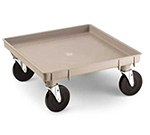 Vollrath 1697 Dolly Base - Single Sta