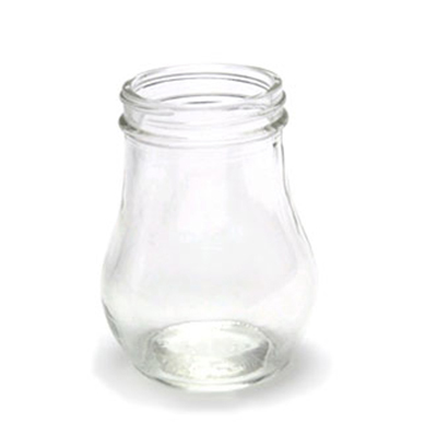 Vollrath 206J 6-oz Syrup Server - Replacement Jar