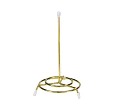 "Vollrath 2721 Check Spindle - 3x6"", Gold-Tone"