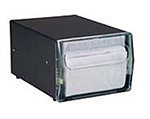 Vollrath 7512-06 Napkin Dispenser - Counter-Type, 11-3/4x8x6