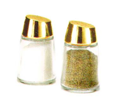 Vollrath 802TG 2-oz Salt/Pepper Shaker Re