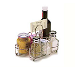 Vollrath WR-1000 Wire Rack Condiment Caddy - 8x6x5-1/2