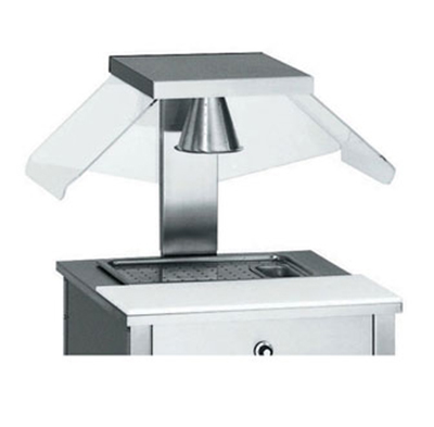 "Vollrath 36380 28"" Entree Cart Breath"