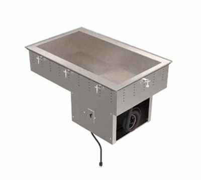 Vollrath 36490 1-Cold Pan Modular Drop-In - 1/5 HP Compressor 120v