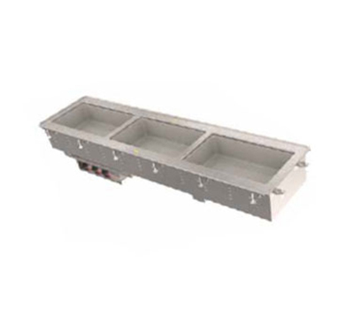 Vollrath 36642 3-Well Short-Si