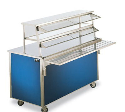 "Vollrath 37323 74"" Double Deck"