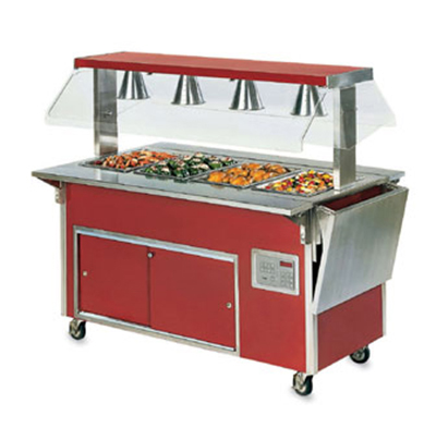 """Vollrath 37522-2 46"""" Tray Slide - 12"""" Overall"""