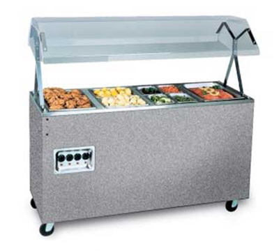 Vollrath 38935 3-Well Hot Food Station - Breath G