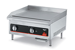 "Vollrath 40723 36"" Flat Top Griddle - LP Conversion Kit, Thermostat, Stainless, 84,000 BTU, NG"