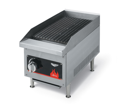 "Vollrath 40728 12"" Charbroiler - LP Conversion Kit, Stainless, 28,000 BTU NG"