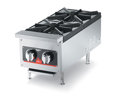 Vollrath 40736 2-Burner Countertop H