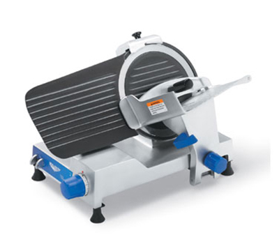 "Vollrath 40904 12"" Heavy-Duty Slicer - Belt Driven, Non-Stick Finish, 1/2HP 110v"