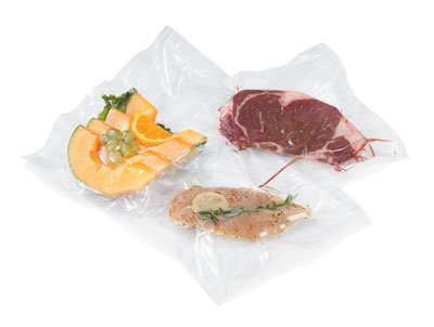 "Vollrath 40817 Vacuum Sealer Bag - 12x16"", 3.0 Thickness, Pack o"