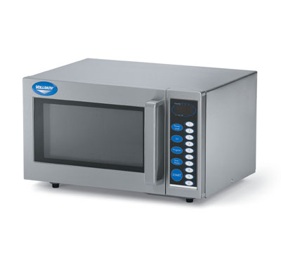 Vollrath 40819 1000w Commercial Microwave with Touch Pad, 120/1v