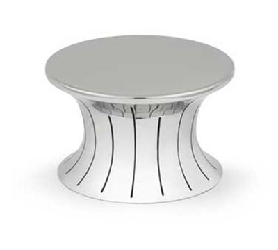 """Vollrath 46015 Small Buffet Riser - 5"""" Hourglass"""