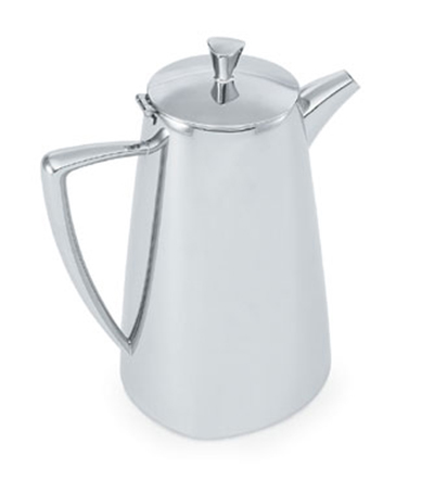 Vollrath 46203 2.3-qt Coffee Pot - Mirror-Finish Stainless
