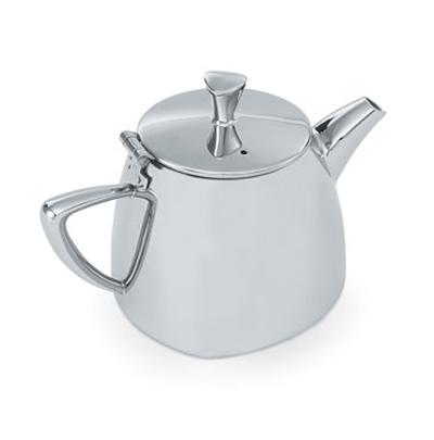 Vollrath 46207 12-oz Tea Pot - Mirror-Finish Stainless