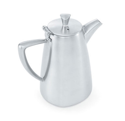 Vollrath 46300 10-oz Coffee Pot - Satin-Finish Stainless