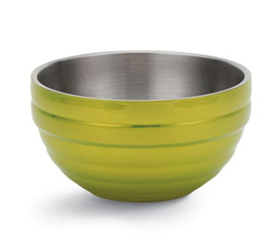 Vollrath 46591-30 3.4-qt Round Insulated Bowl - 18-ga Stai
