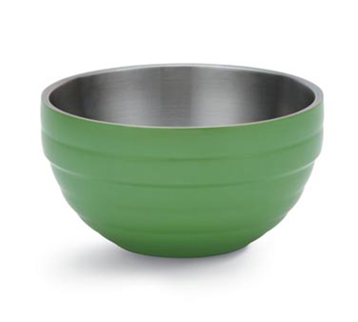 Vollrath 46591-35 3.4-qt Round Insulated Bowl - 18-ga Stainless,