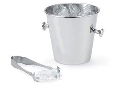 Vollrath 46621 1.6-qt Ice Bucket - Mirror-Finish Stainless
