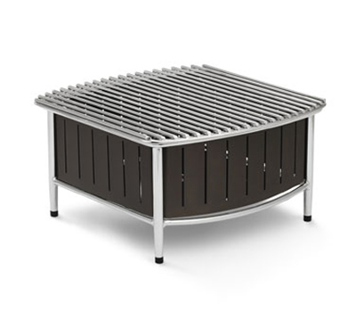 Vollrath 4667475 Small Contoured Buffet Stat