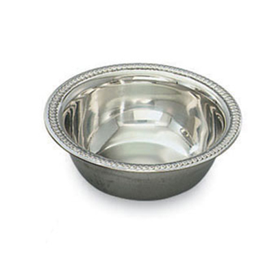 Vollrath 46772 2-oz Sauce Bowl - Gadroon Edge, Sta