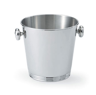Vollrath 48320 Wine Bucket with Handles - Silverplated