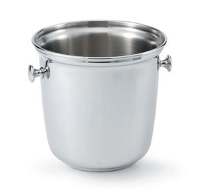 Vollrath 48325 Double Wine Bottle Bucket - Silverplated