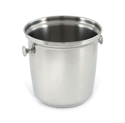 Vollrath 47630 Wine Bucket with Handles - 18-8 Stainless